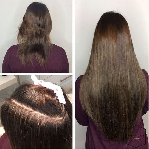 Haarverlangerung tape hannover
