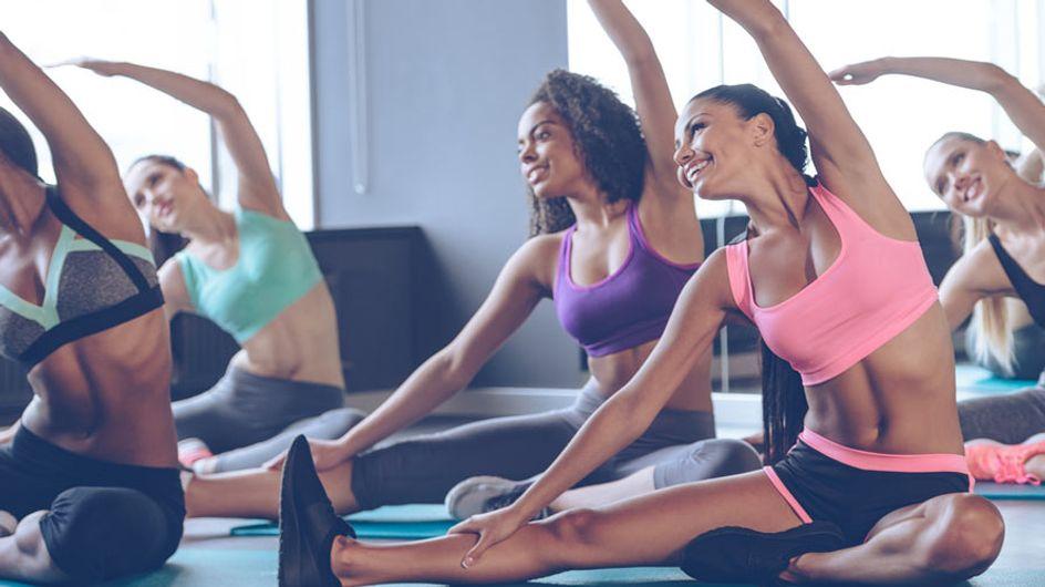 Los mejores ejercicios de Pilates: ¡descúbrelos!