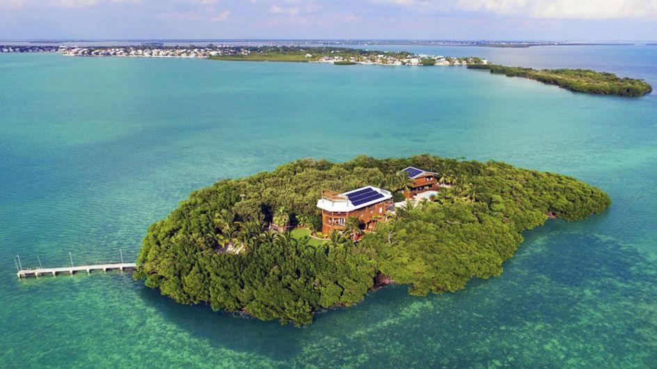 Adéntrate en una isla privada de 6,6 millones de euros