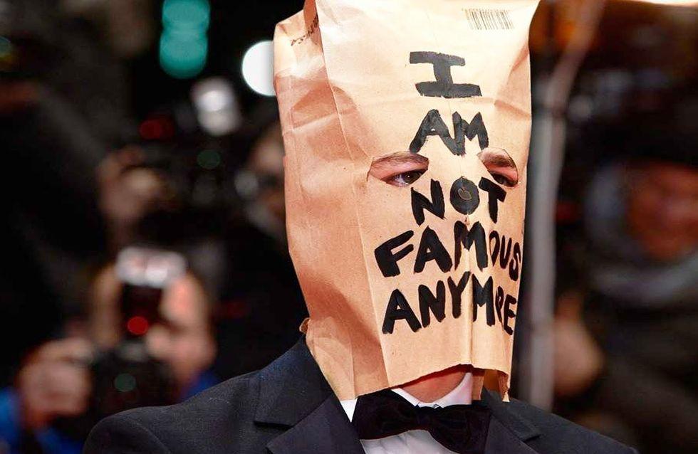 As reações mais divertidas e inusitadas dos famosos diante dos paparazzi