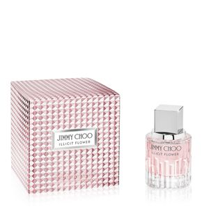 Eau de toilette Illicit Flower, Jimmy Choo, 43€ les 40ml