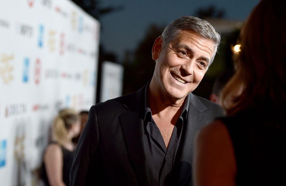 Pourquoi George Clooney pourrait être présent aux César 2017 ?