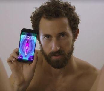 Schleck den Touchscreen! Diese App bringt Männern bei, wie Oralsex wirklich geht