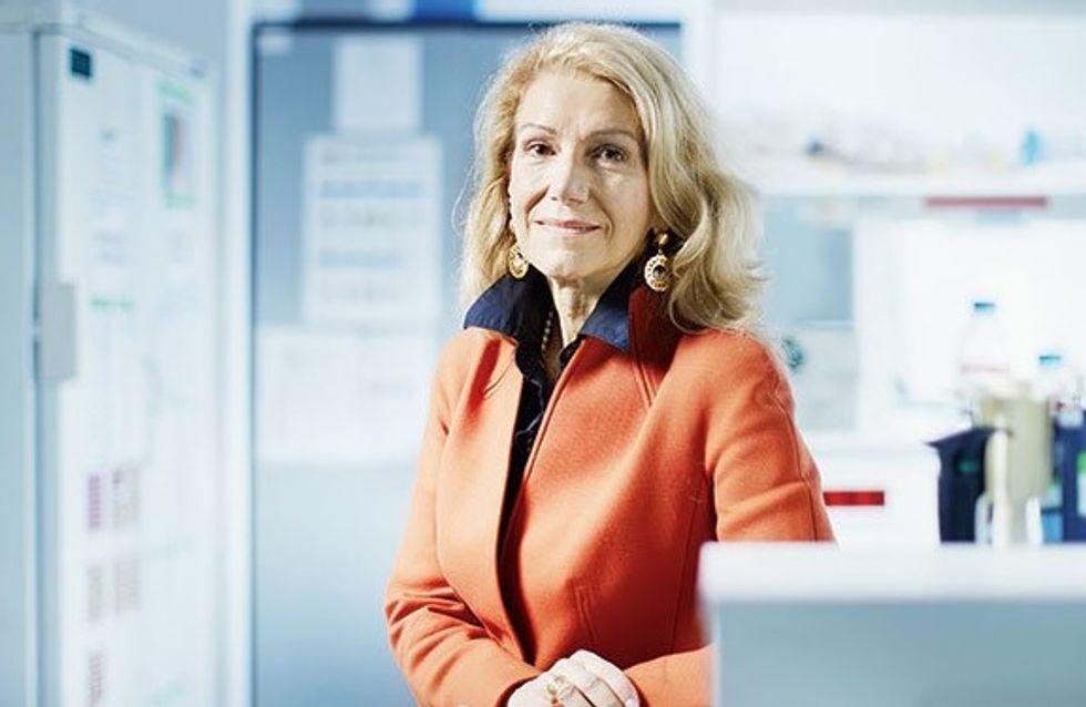 La femme de la semaine : Patrizia Paterlini-Bréchot, celle qui va éradiquer le cancer