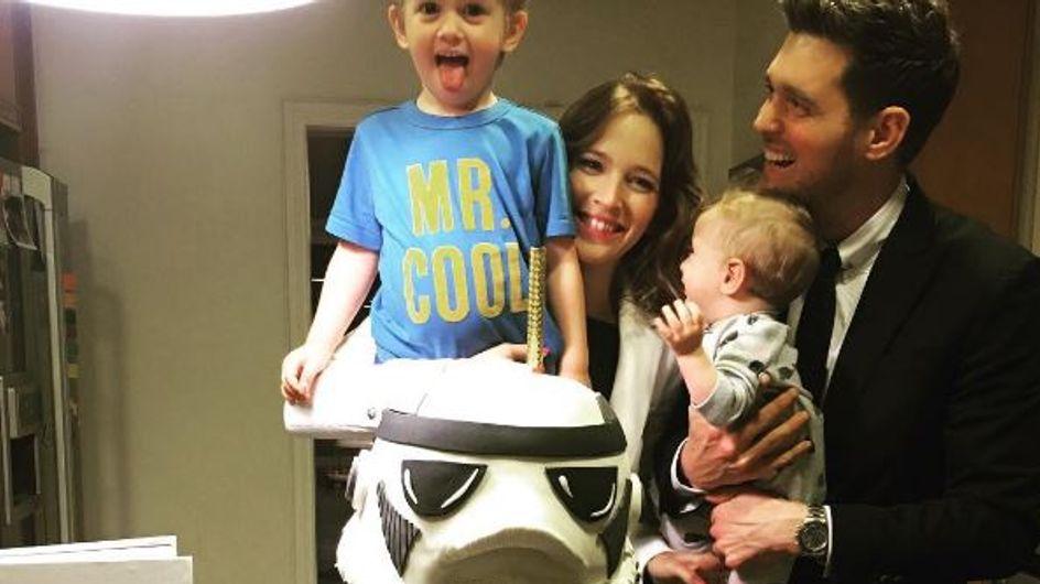 Le fils de Michael Bublé guéri du cancer !