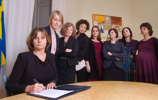 Isabella Lövin, ministre de l'environnement suédoise répond à Trump de la meilleure manière