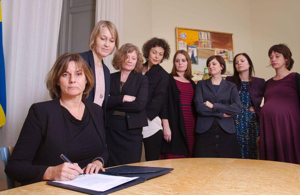 Les femmes politiques suédoises répondent au machisme de Donald Trump et on adore !