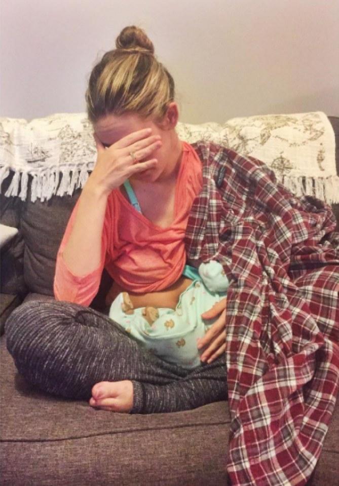 Cette instagrammeuse révèle la vérité sur l'allaitement