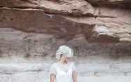Ungewöhnliche Brautkleider 2017: Von wegen Weiß - stylische Bräute heiraten jetz