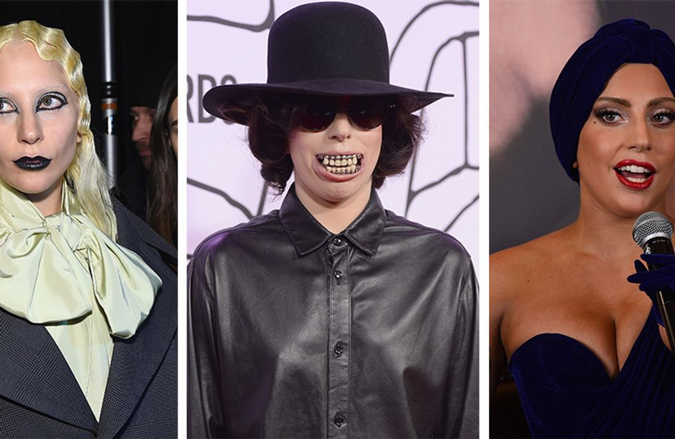 From Jo To Joanne: The Many Faces Of Lady Gaga