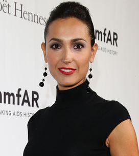 Rossetti scuri: Caterina Balivo sceglie il trend labbra scure per un make-up sen
