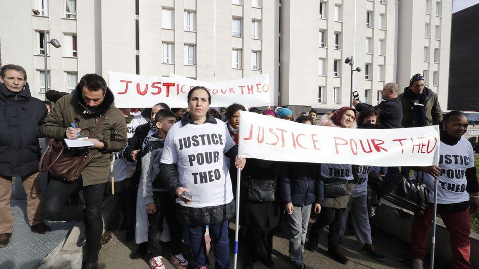 La Toile se mobilise pour Théo, le jeune homme violé par un policier (Vidéos et photos)
