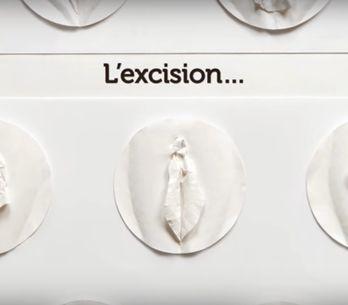 Clito, papier, ciseau, la vidéo contre l'excision qui ne plaît pas à Facebook