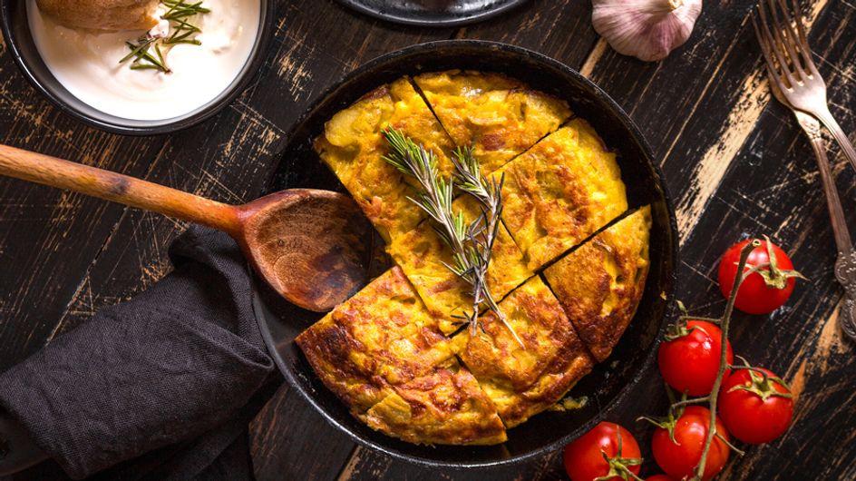 6 aberraciones que nunca deberías cometer contra la tortilla española