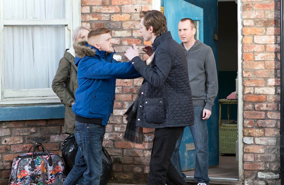 Coronation Street 13/02 - Can Daniel Keep His Cool?
