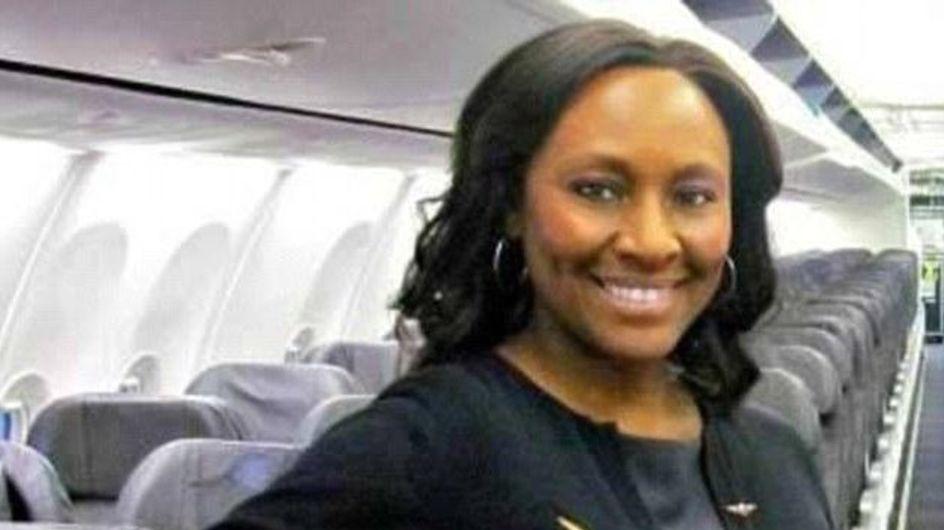 Cette hôtesse de l'air a sauvé une jeune fille du trafic d'êtres humains (Vidéo)