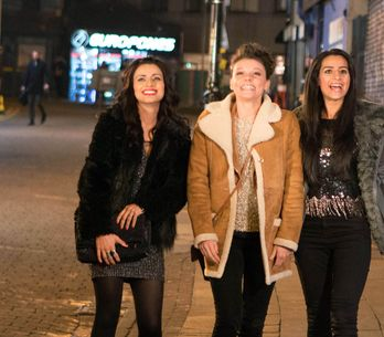 Coronation Street 17/02 - Bethany Plays With Fire Out On The Time
