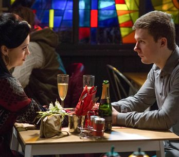 Eastenders 14/02 - Is This The End Of Whitney And Lee's Relationship?