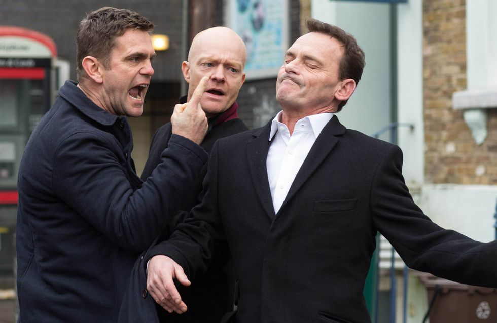 Eastenders 16/02 - Billy Confronts Jack About His Request