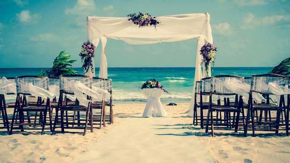 ¿Te gustaría celebrar tu boda a la orilla del mar?