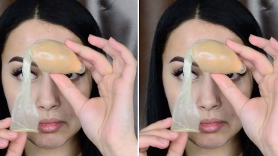 Why Oh Why Are Beauty Vloggers Using CONDOMS To Apply Their Makeup?
