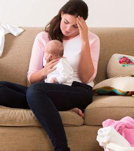 Depressão pós-parto: como lidar consigo mesma e com o choque de realidade da maternidade