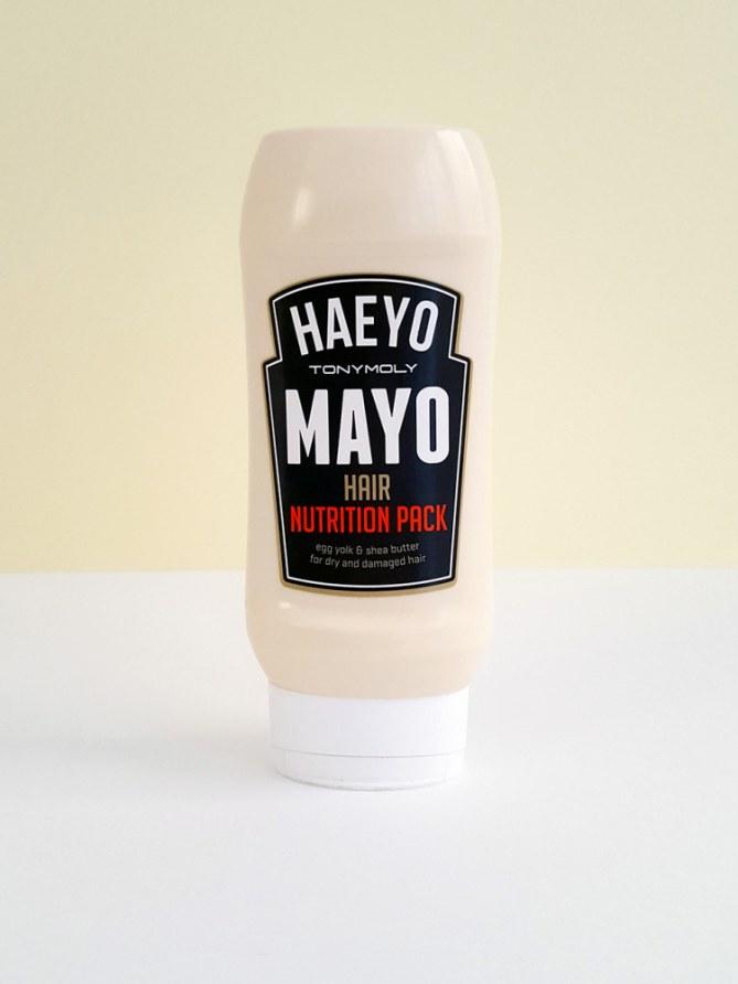 Tony Moly Haeyo Mayo Hair Nutrition Pack, 11,99 €