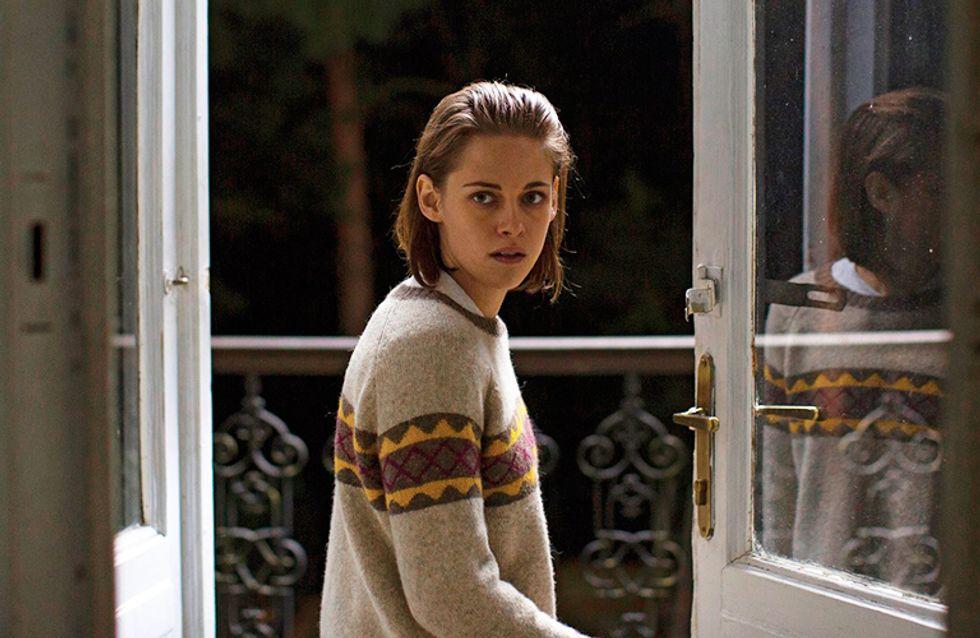 Kristen Stewart aparece totalmente amedontrada em trailer de seu novo filme