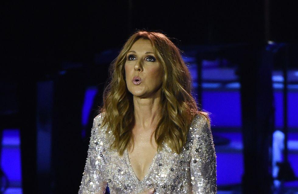 La réaction de Céline Dion à cette demande en mariage est tout simplement magique ! (Photos)