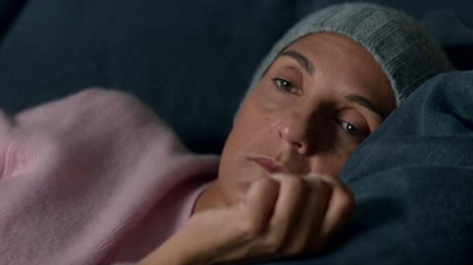 Florence Foresti troublante en victime du cancer du sein (Vidéo)