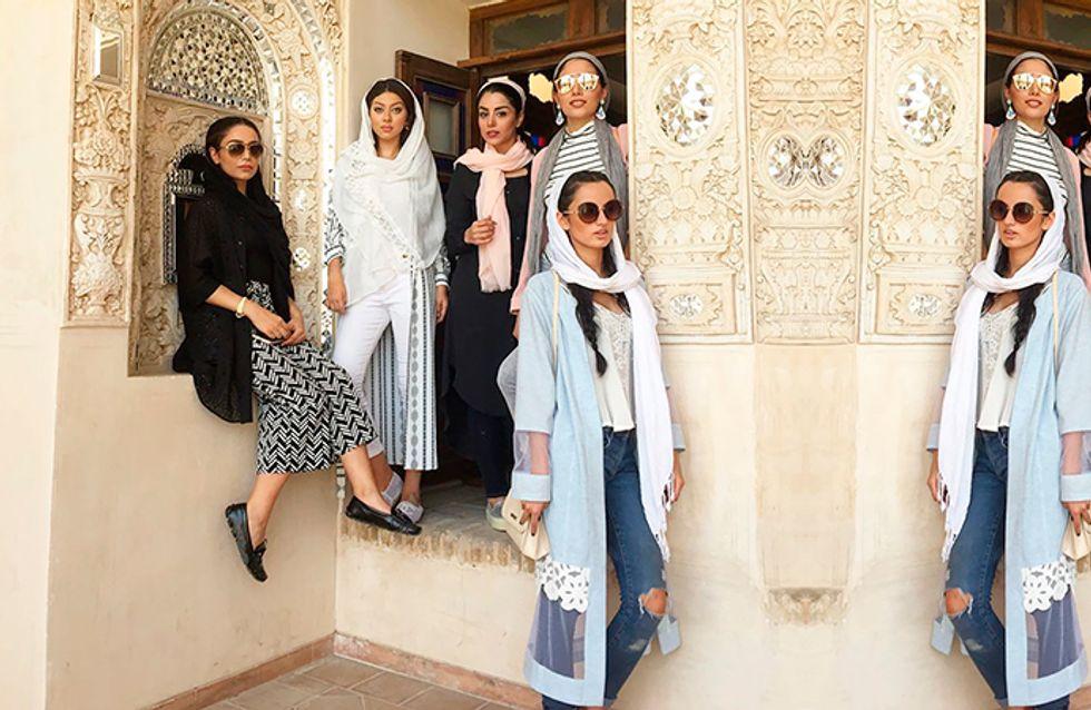 Essas fotos do street style iraniano vão destruir qualquer estereótipo