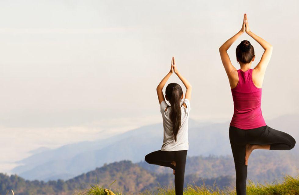 ¿Yoga? ¿Matronatación? 4 actividades originales que querrás poner en marcha con tus hijos
