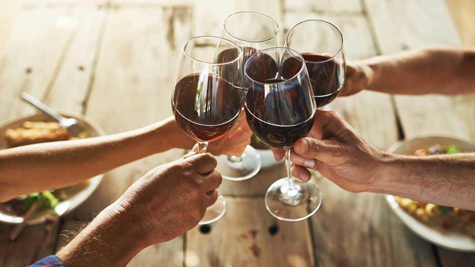 ¡Protege tu corazón! Los beneficios de tomar una copa de vino al día