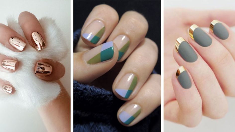 20 Nail Art Designs On Pinterest That Are Getting Us Excited For Spring