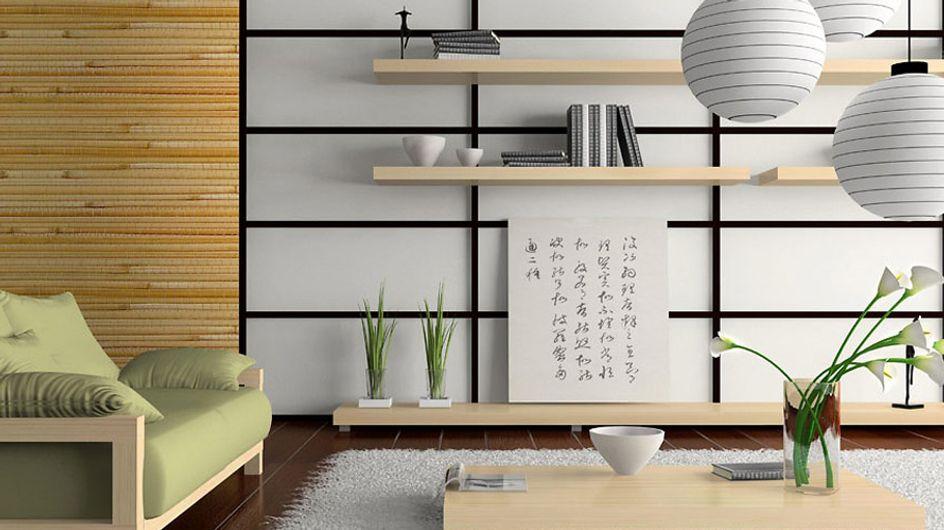 Las claves de la decoración oriental: 20 ideas para darle a tu casa un toque exótico