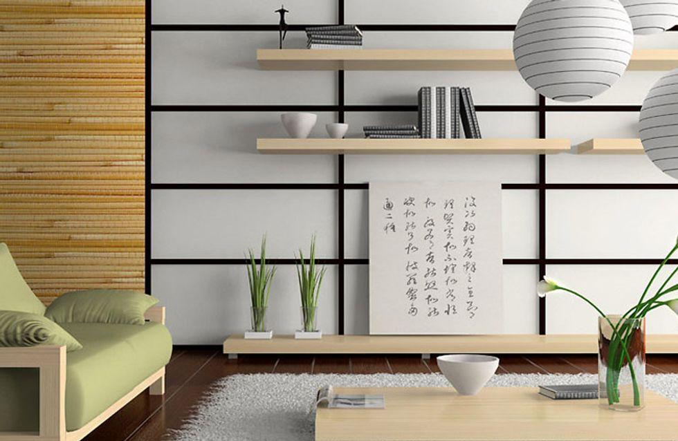 Resultado de imagen de decoracion oriental estilo
