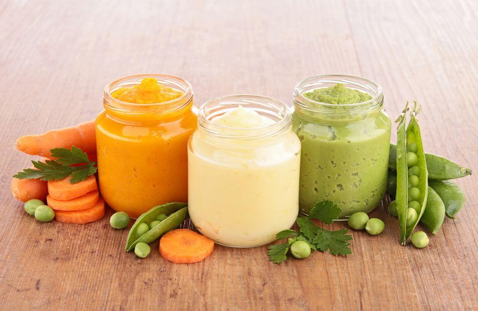 Diversification alimentaire : quel aliment donner à quel âge ?