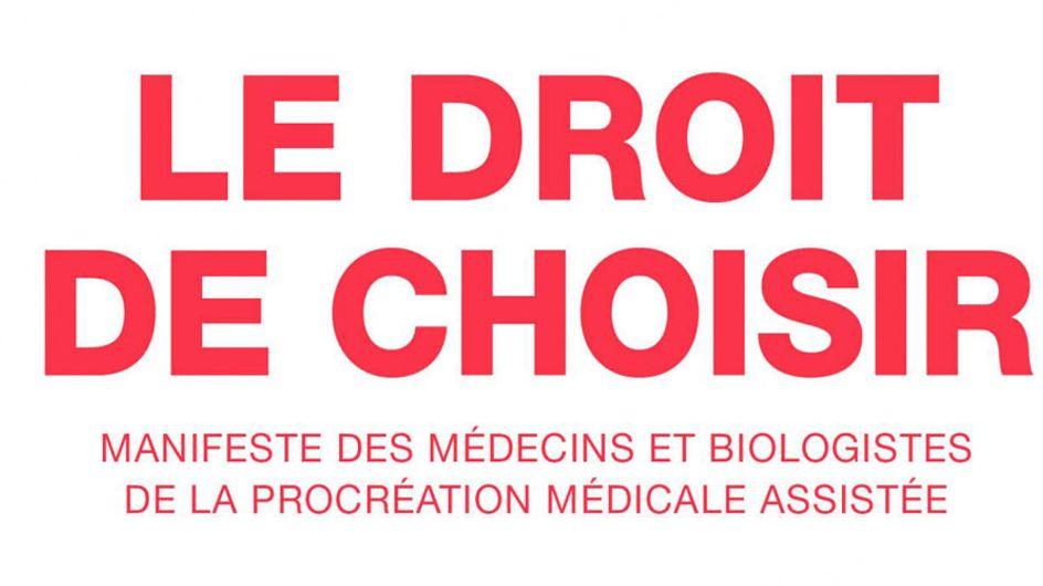 """""""Le Droit de choisir"""", le plaidoyer du Pr René Frydman pour la légalisation de la PMA"""