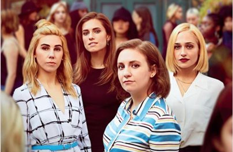 """Il y a eu beaucoup de larmes"" : Le casting de GIRLS dit adieu à la série (Interviews exclusives)"