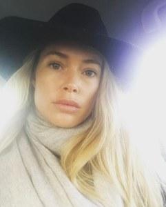 Doutzen Kroes naturelle sur Instagram