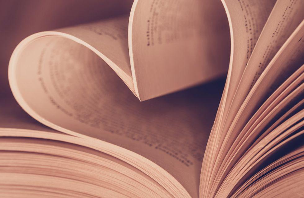 Découvrez notre sélection livres spéciale Saint Valentin