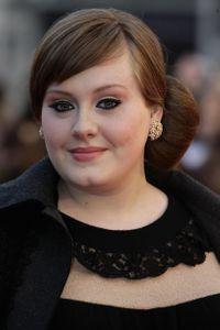 Adele in 2008