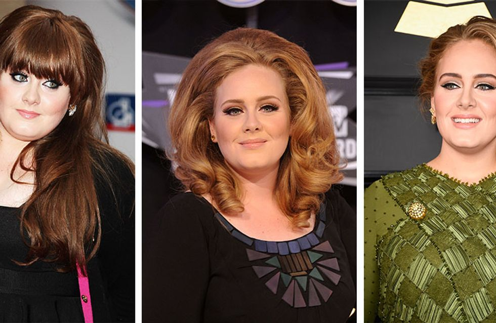 From 19 To 29: Adele's Amazing Beauty Evolution