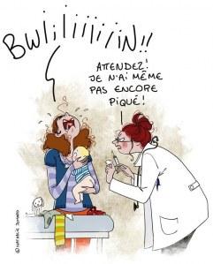 Arztbesuche mit Kind