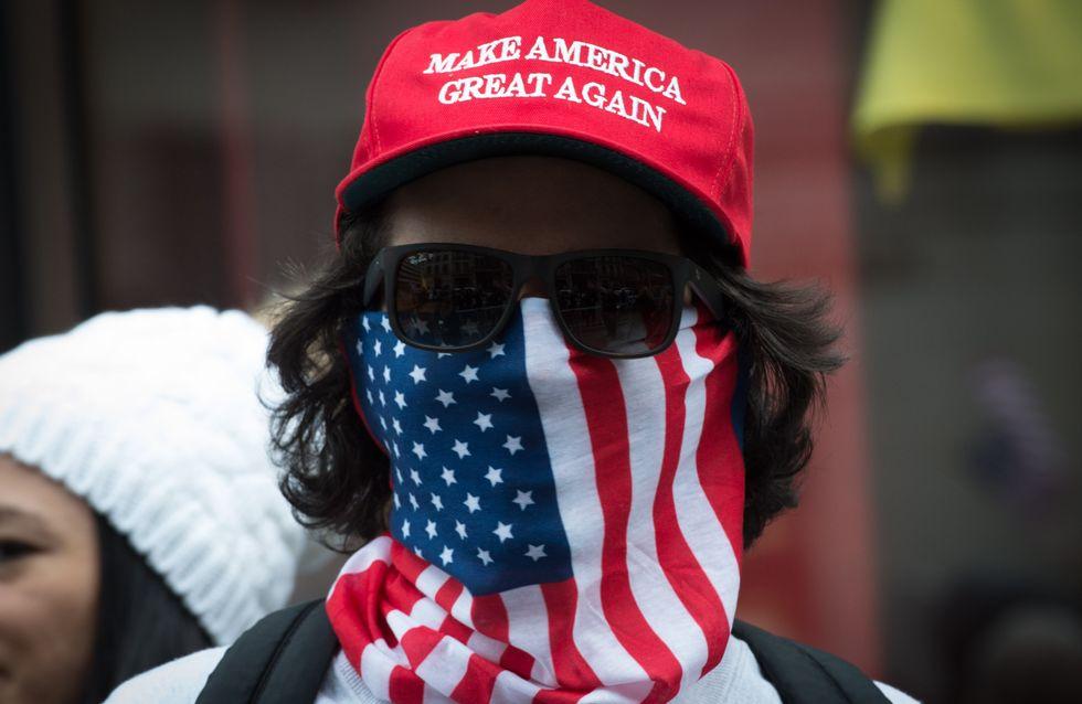 Les Angry White Men, ces hommes très en colère qui déclarent la guerre aux femmes (Vidéo et photos)