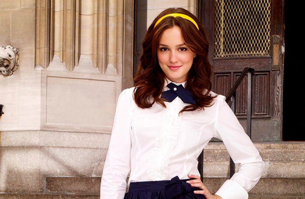 Conselho de Blair Waldorf: não espere por um reboot de 'Gossip Girl'