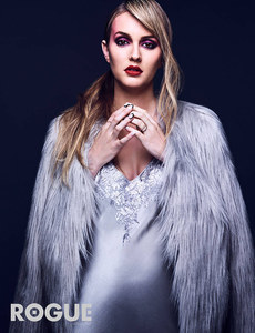 Leighton Meester – Rogue Magazine