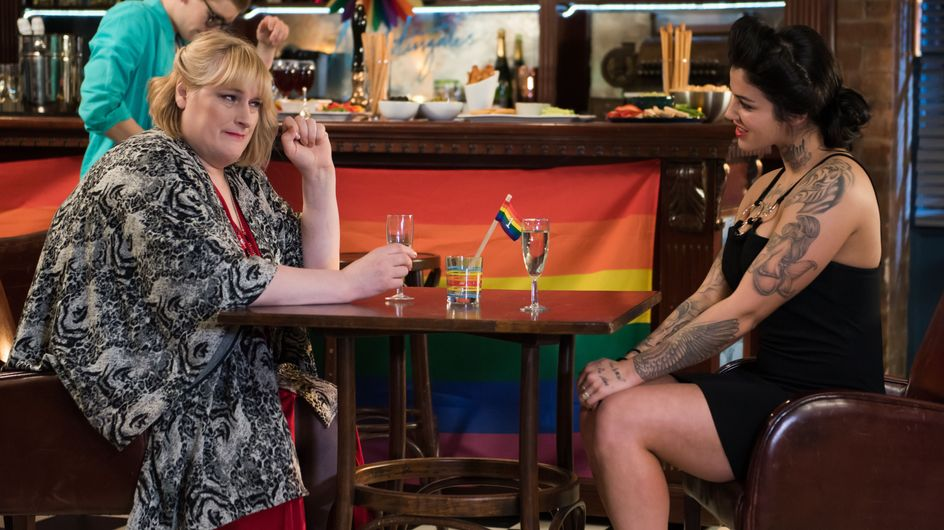 Hollyoaks 24/02 - Sally Goes Speed Dating