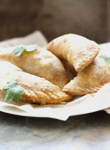 Empanadas-Rezept mit Spinat