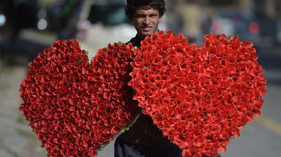 Le Pakistan interdit la Saint Valentin